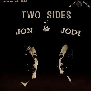 JON & JODI - TWO SIDES OF JOHN & JODI (1971)