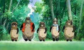 Phim Cuộc Chiến Gấu Trúc -Pom Poko