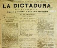 Diario La Dictadura