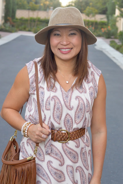 Fashion Over 40, boho style