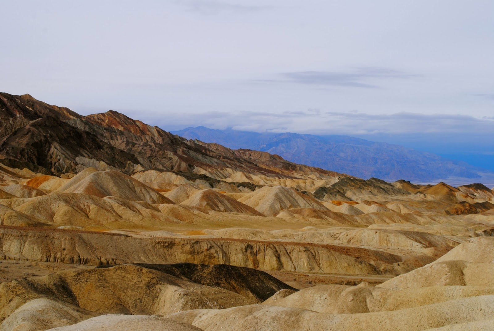 Visiting Death Valley National Park on a day trip from Las Vegas