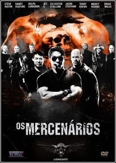 OsMercenarios Download Os Mercenários 1   DVDRip AVI Dublado