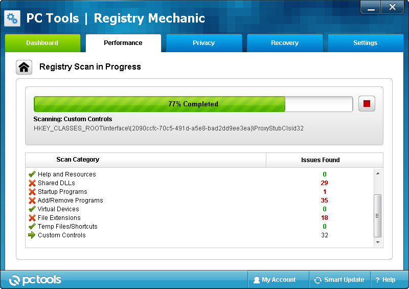 Pctools registry mechanic v11.2017.0.0crack kk