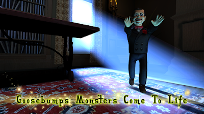 Goosebumps Night of Scares v1.1.0 Apk