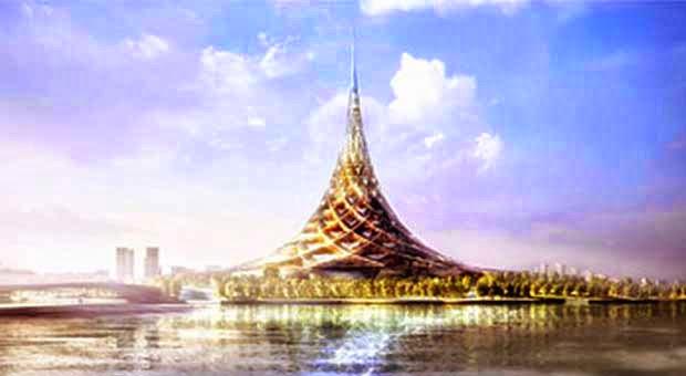 5 Gedung Terhijau di Dunia