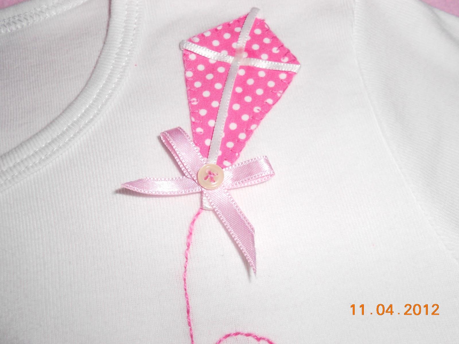 Decorada Con Tela Rosa De Topos Blancos  Personalizada Con El Nombre