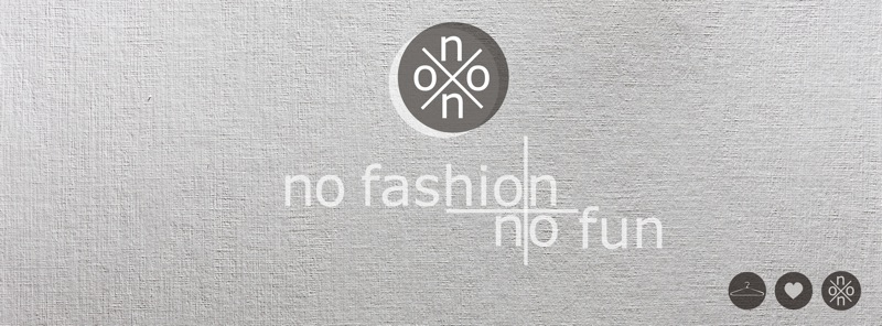 no fashion no fun