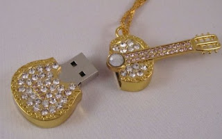 cool guitar usb pen drive