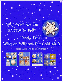 http://www.teacherspayteachers.com/Product/Frosty-Fun-without-the-Cold-Stuff-Sensory-Learning-for-PreK-1-983926