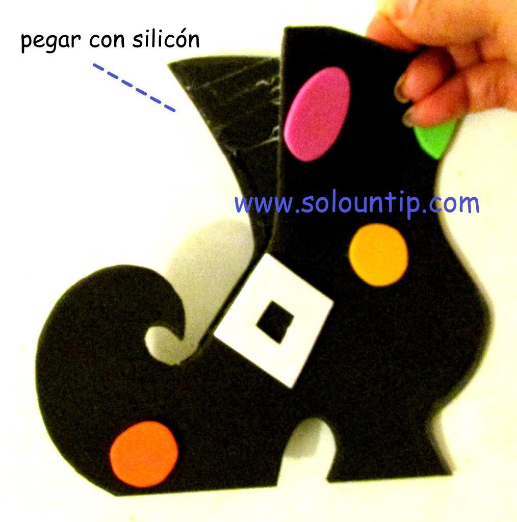 , Muchos Souvenirs para hacer dulceros en Halloween ~ Solountip.com