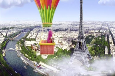 Barney Big Adventure