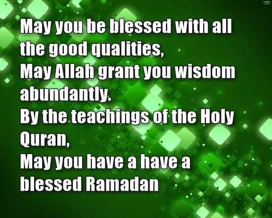 ramadan mubarak 2014 wishes