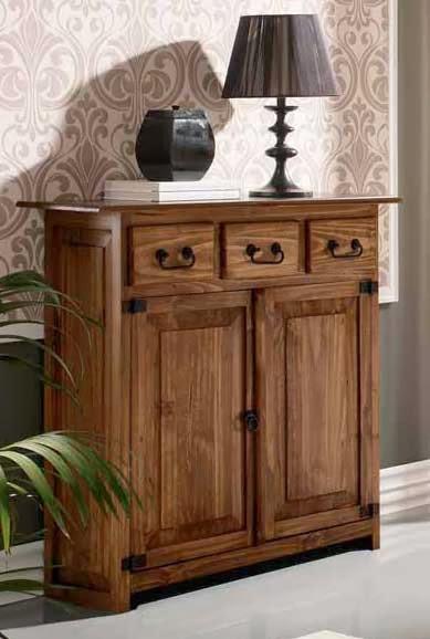 La web de la decoracion y el mueble en la red muebles recibidor r sticos terrak - Zapatero rustico ...