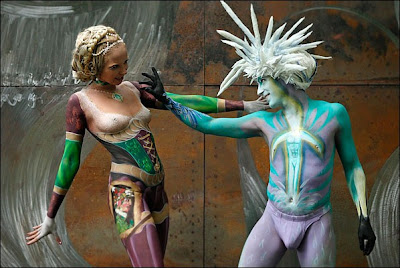 The World Bodypainting Festival 2011 photos
