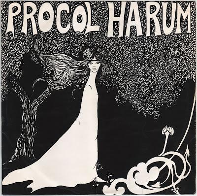 Procol Harum - Procol Harum (24-bit/96khz (Vinyl)