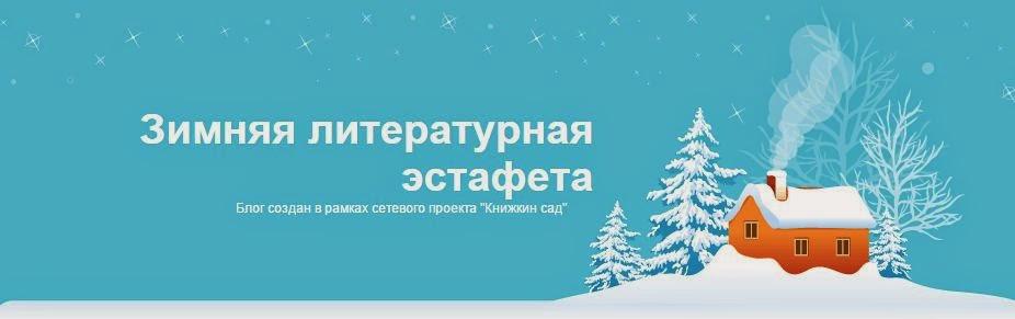 Зимняя литературная эстафета 2014