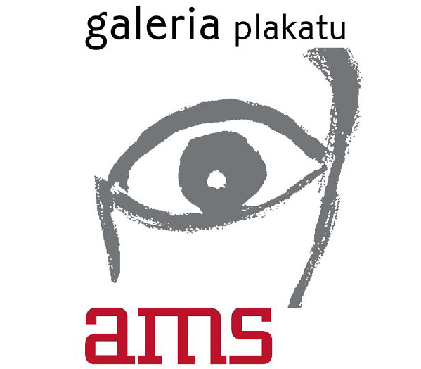Logo Galerii Plakatu AMS
