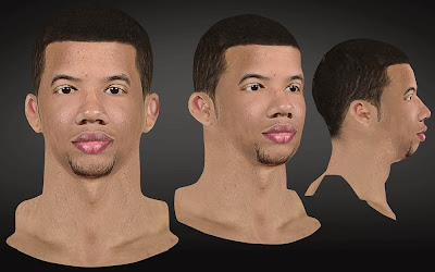 NBA 2K14 Michael Carter-Williams Cyberface Mod