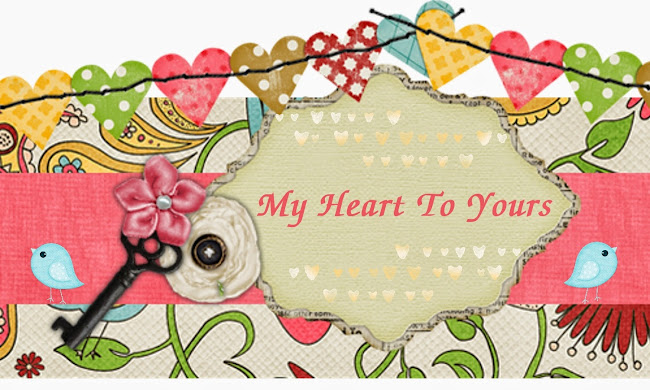My Heart To Yours, by, Terry Lang