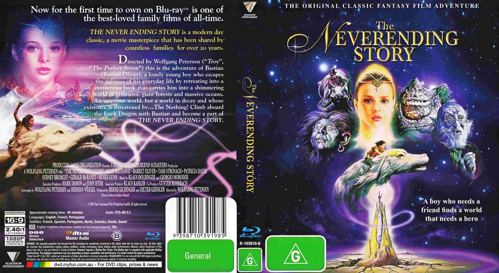 the neverending story turning points Fixing the neverending story the neverending story is one of my all-time favorite fantasy movies been bothering me all along after someone else points it.