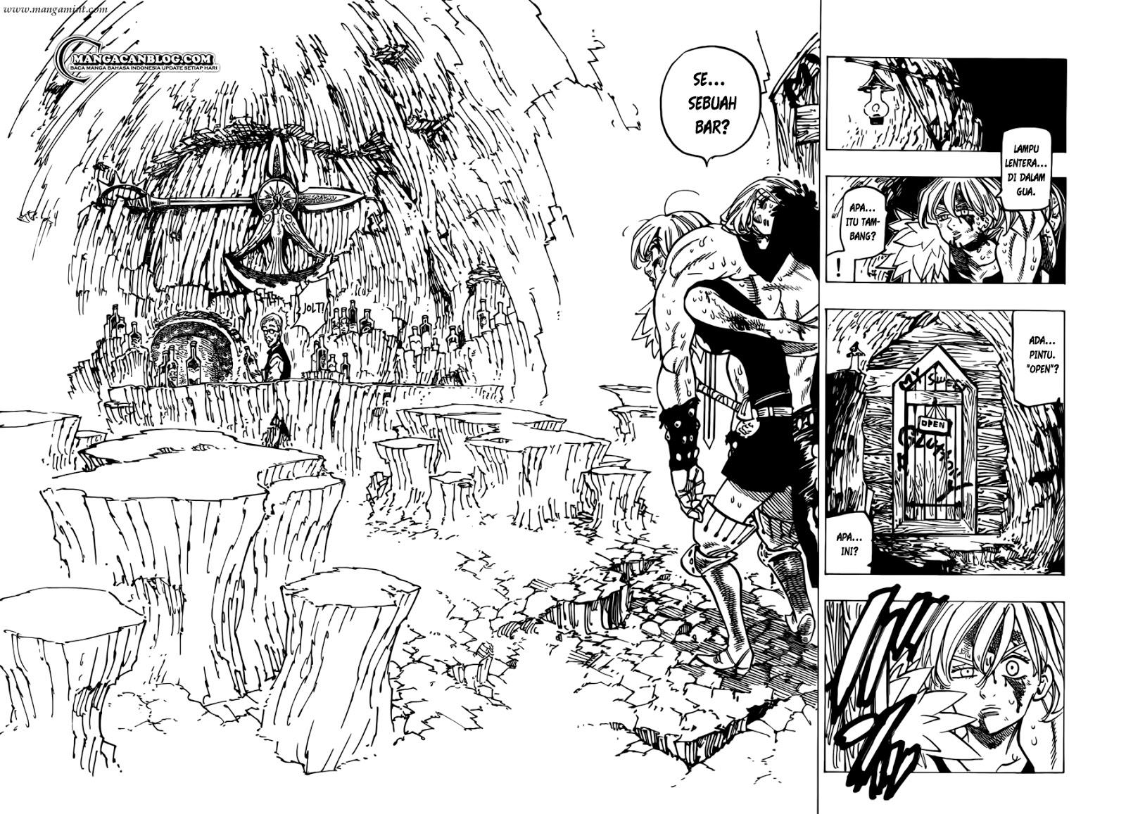 Komik nanatsu no taizai 147 - kematian mengerjar 148 Indonesia nanatsu no taizai 147 - kematian mengerjar Terbaru 18 Baca Manga Komik Indonesia