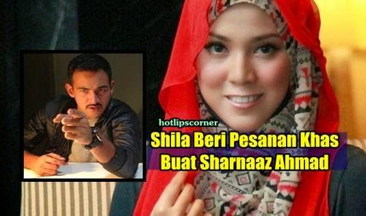 Shila Amzah Balas Balik Teguran Sharnaaz Ahmad