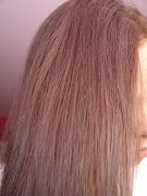 Když jsem vlasy nechala volně proschnout, byla jsem velmi mile překvapena.
