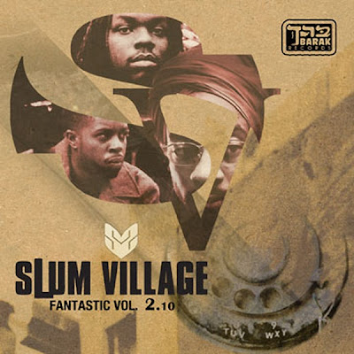 Slum Village – Fantastic Vol. 2.10 (2xCD) (2010) (FLAC + 320 kbps)
