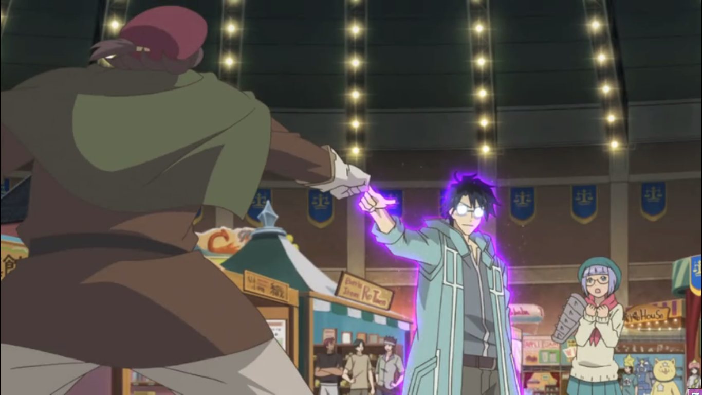Log Horizon Episode 23 Subtitle Indonesia