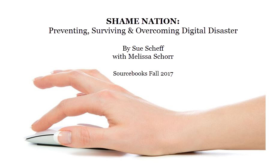 SHAME NATION: Epidemic of Online Hate and What You Can Do About It