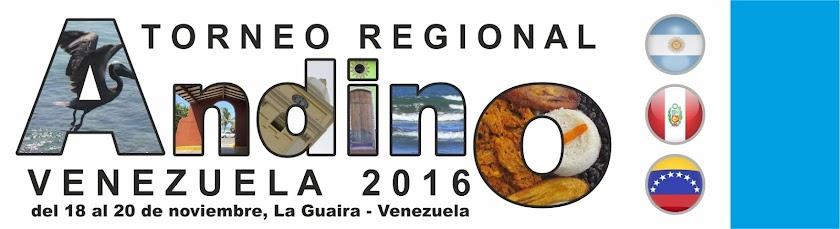Torneo Regional Andino de Scrabble 2016