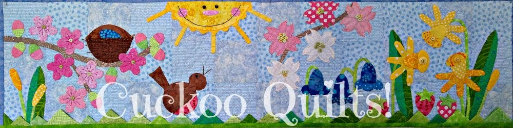 cuckoo quilts!