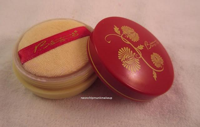 Besame Brightening Violet Powder  Old Packaging