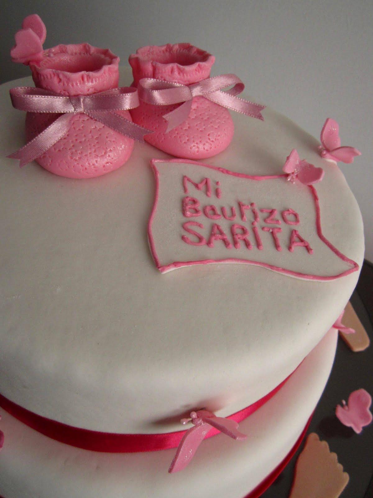 Tortas y Ponques Lucia: Torta para Bautizo