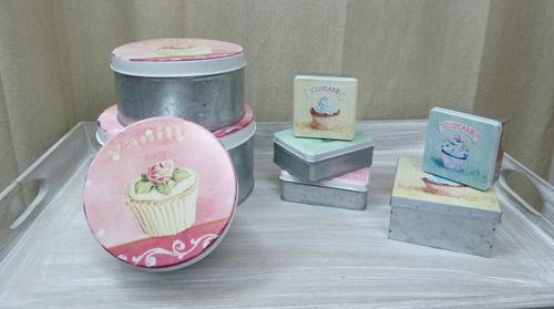latas cupcakes