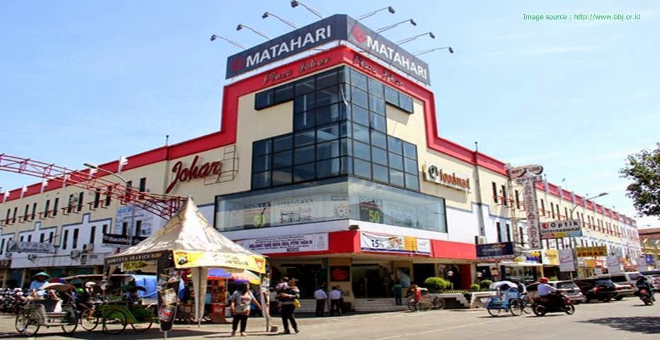Pusat Perbelanjaan di Kabupaten Jember