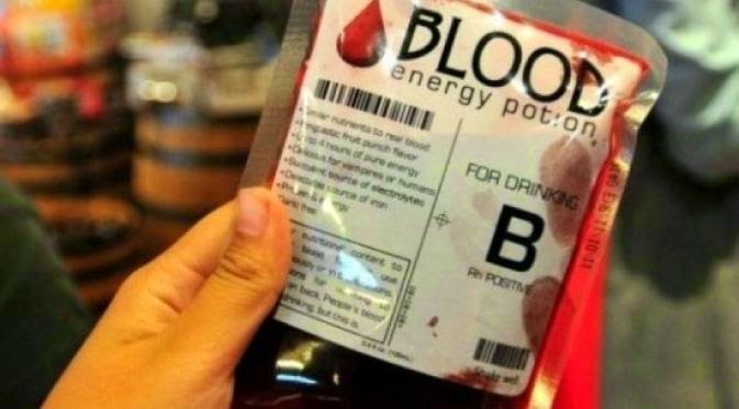 Kemasan Kantong Darah