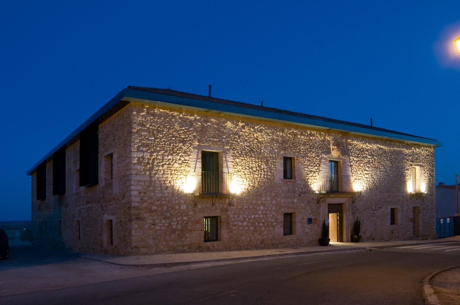 hoteles rurales en la provincia de guadalajara: