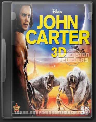 John Carter (BRRip 3D FULL HD Inglés Subtitulada)