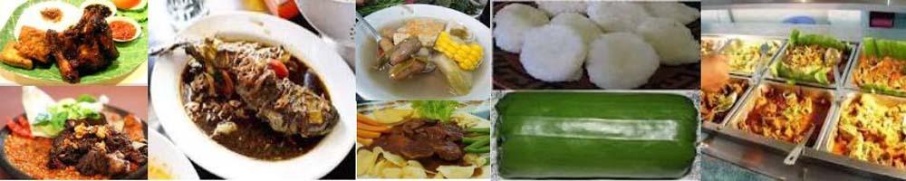 Tempat Informasi Masakan, Makanan, jajanan khas Betawi