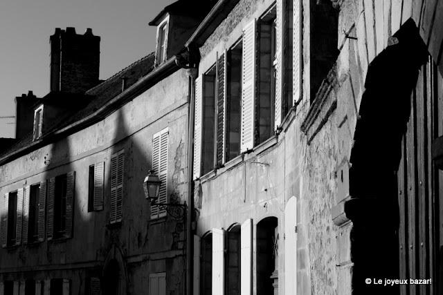 Senlis - rue