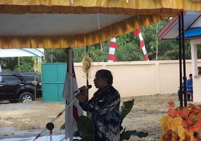 Menteri Riset dan Teknologi Kunjungi Kotabaru