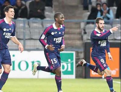 AJ Auxerre 0 - 3 Olympique Lyon (3)