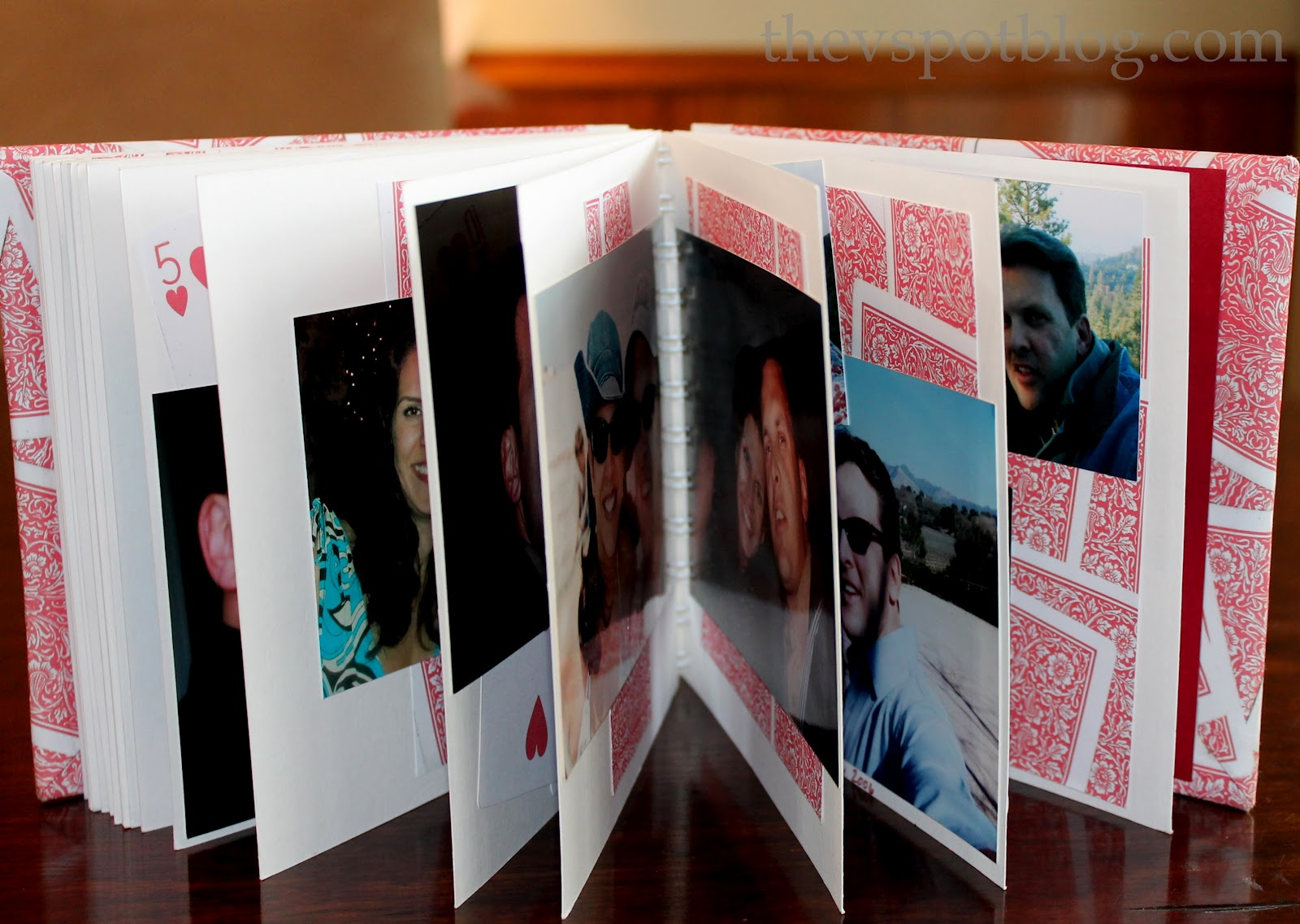 Handmade Valentines Gift A Relationship Timeline