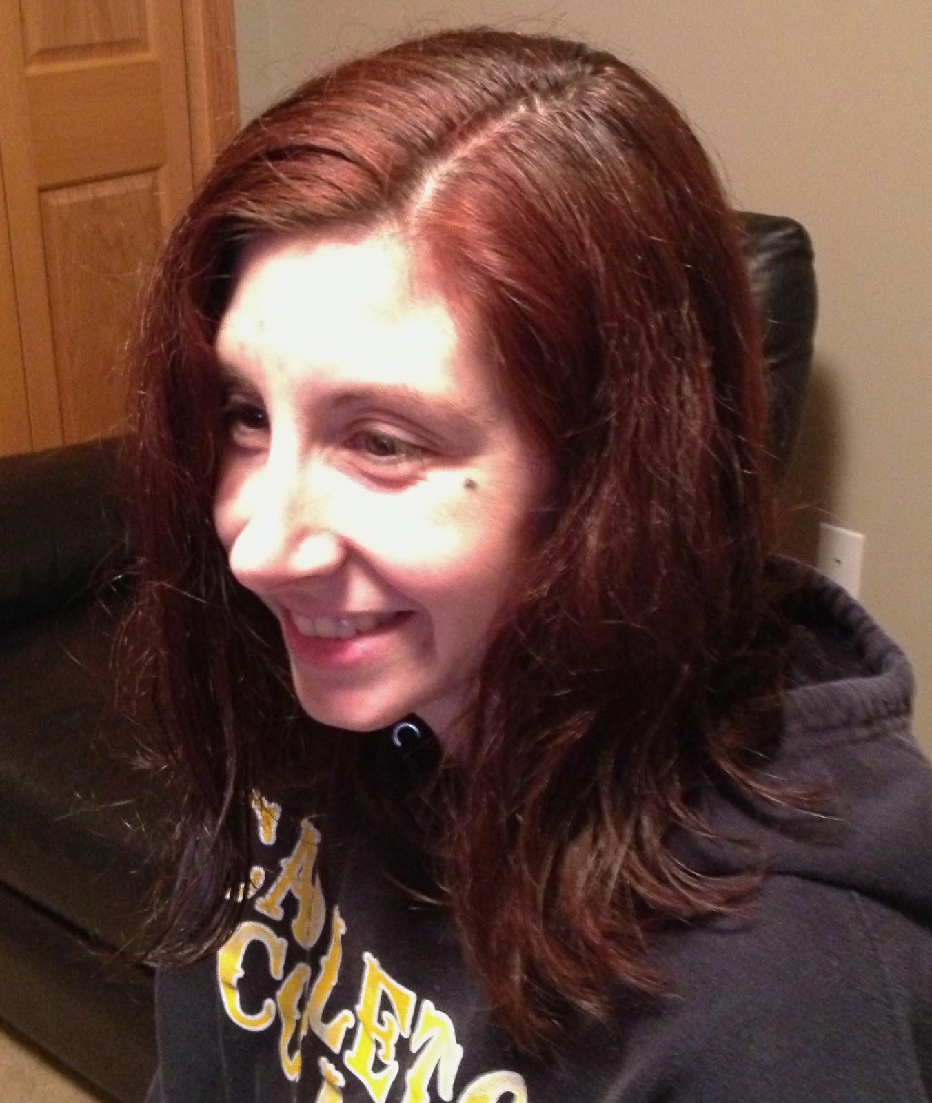 Garnier Olia Hair Color Review