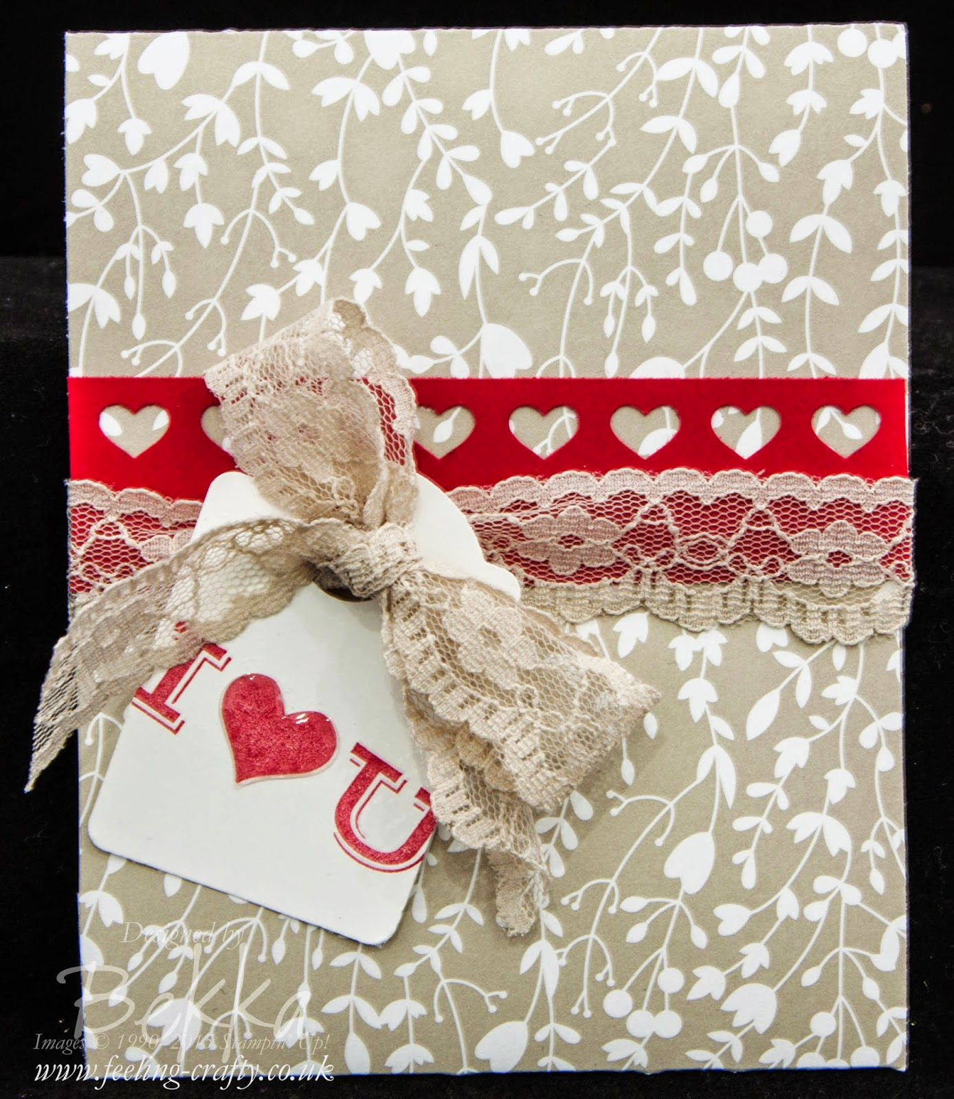Valentine's Day Treat Pouches - see what is inside here!