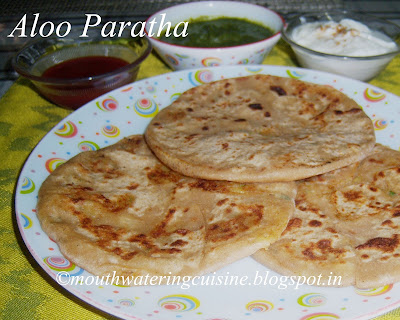 Aloo Paratha