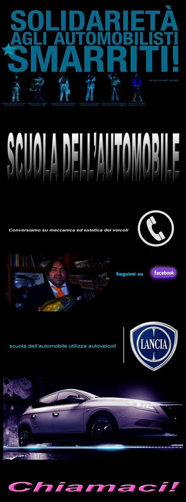 SCUOLA DELL'AUTOMOBILE di Andrea Ciampaglia