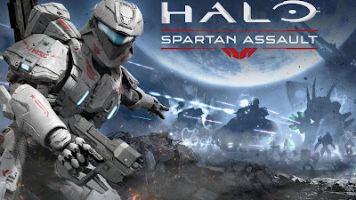 Halo Spartan Assault Wallpaper