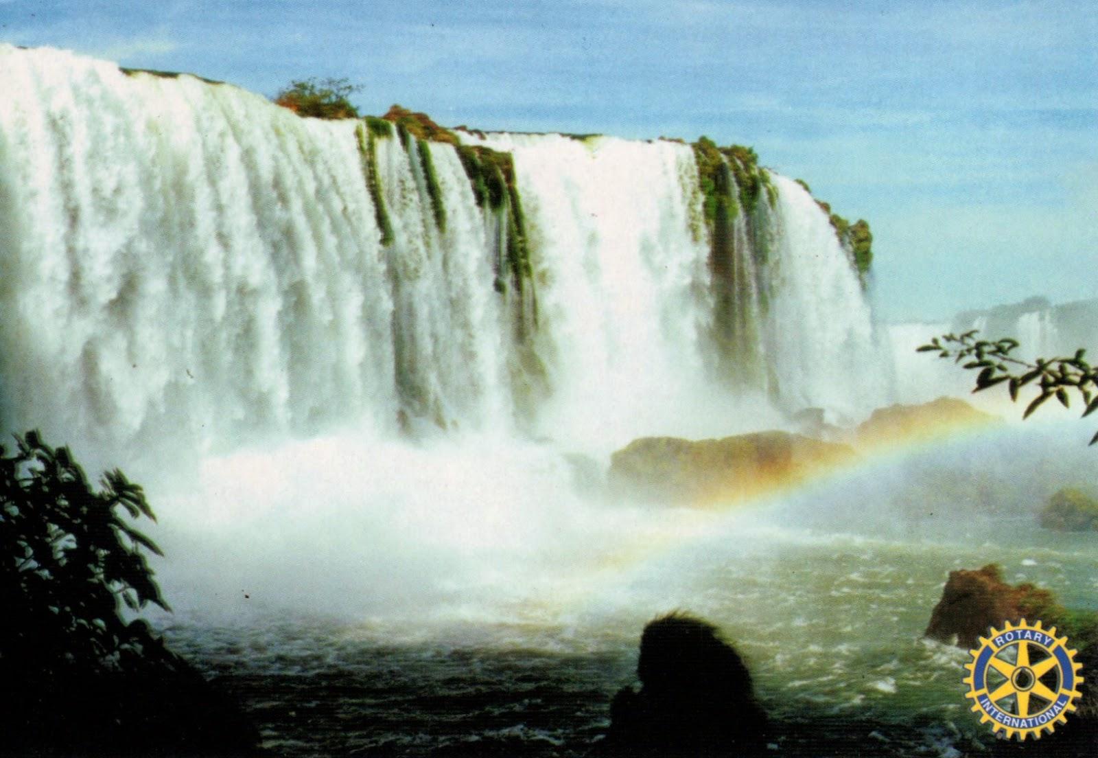 Cataratas do Iguaçú